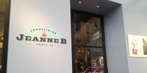 Jeanne B restaurant epicerie in Paris | parisbymouth.com