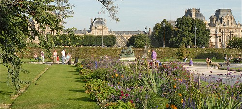 Tuileries Palais Royal