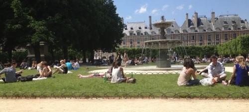Place-des-Vosges