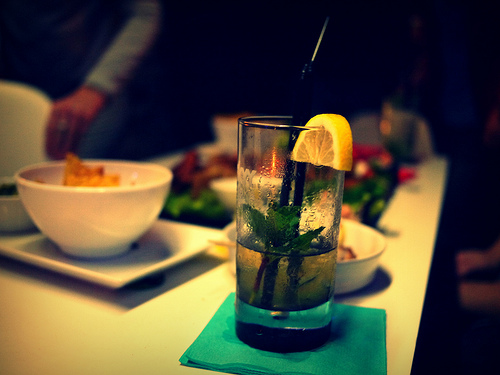 The Paris Mojito - photo by LittleDaan via Flickr