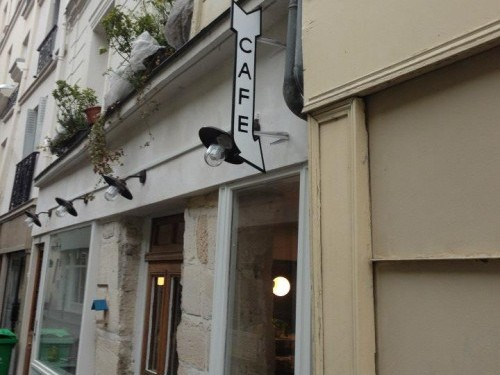 Cafe Pinson in Paris | parisbymouth.com