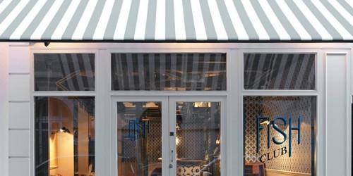 Fish Club restaurant in Paris   parisbymouth.com
