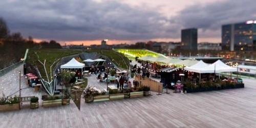 nuba nightclub in Paris | parisbymouth.com