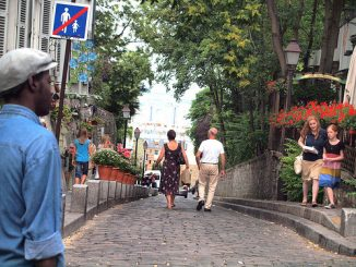 Montmartre by zoetnet via Flickr