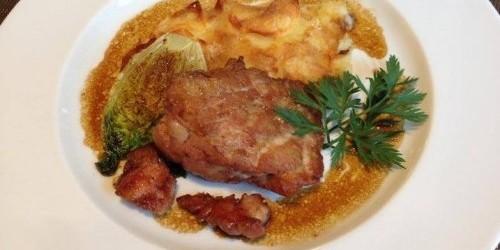Ris de Veau croustillant restaurant in Paris | parisbymouth.com