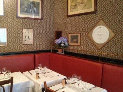 Allard restaurant in Paris | parisbymouth.com