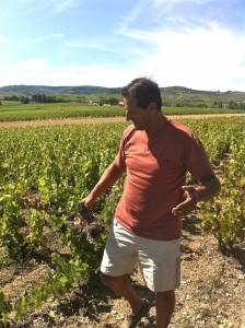 Winemaker Karim