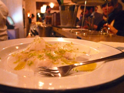 Seafood at Clamato restaurant in Paris | parisbymouth.com