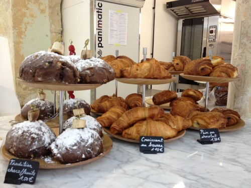 pastries at liberte paris