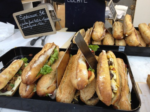 sandwiches liberte paris