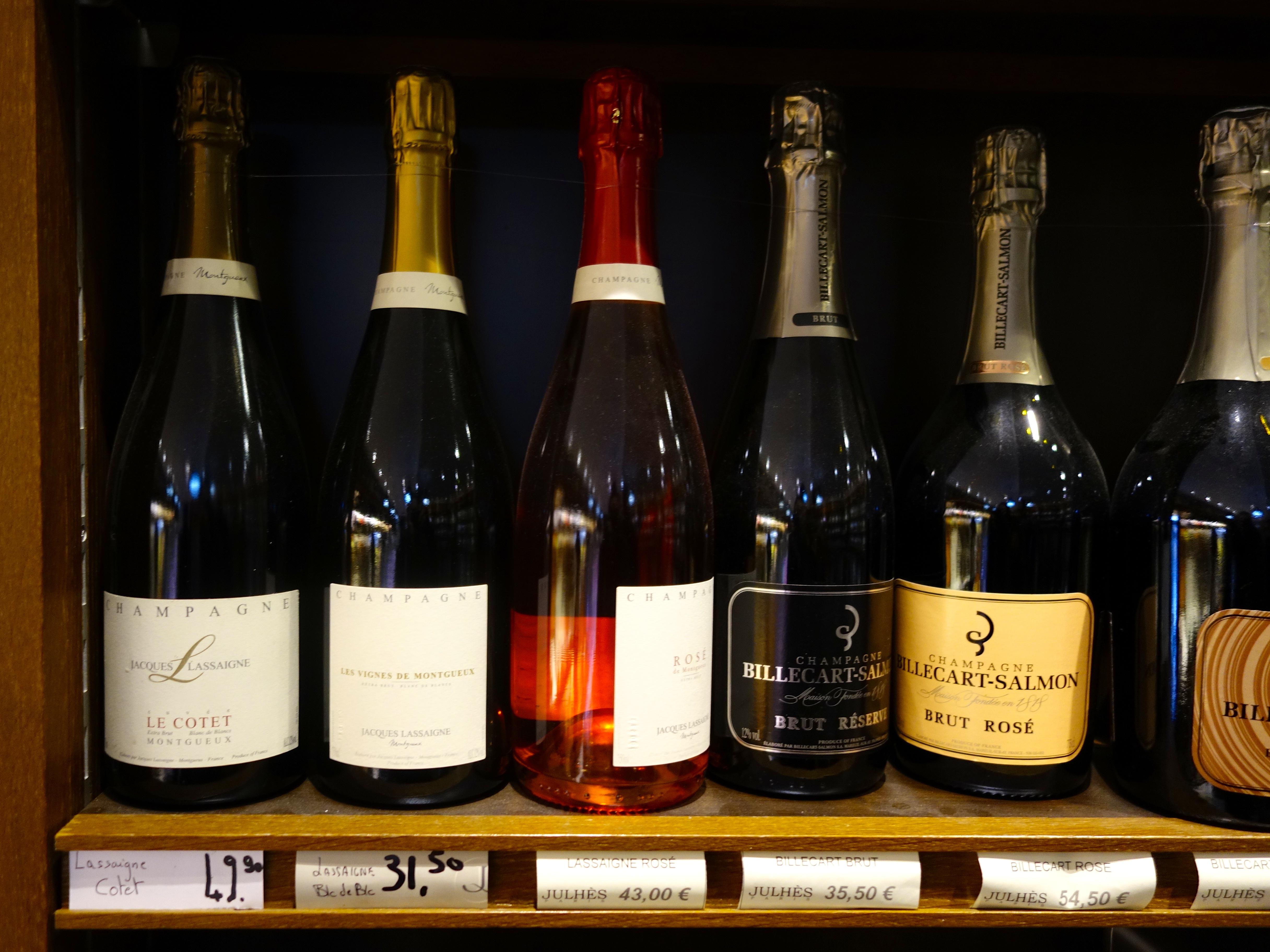 bulk champagne bottles for sale
