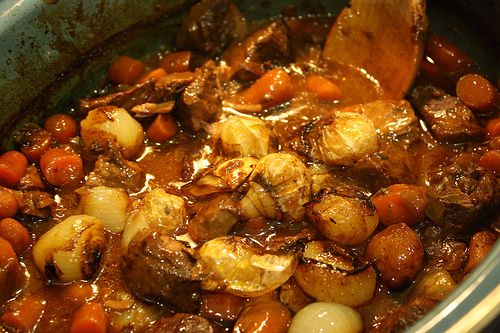 boeuf bourguignon photo by mulberrymint via Flickr
