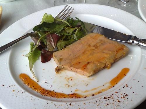foie gras Zinc Caius