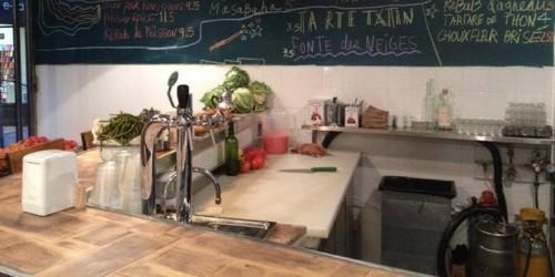 Miznon restaurant in Paris | parisbymouth.com