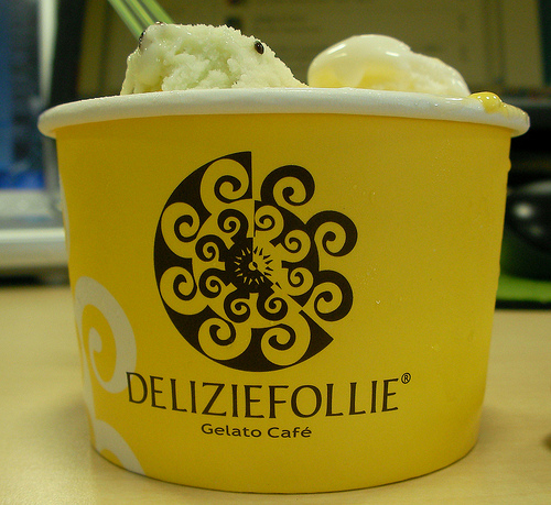 Deliziefollie Gelato Paris Photo  atk1983 Flickr