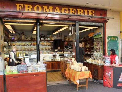 Fromagerie Jouannault