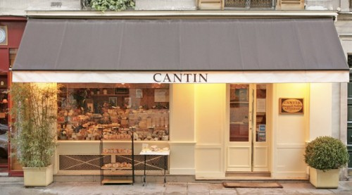 Marie-Anne Cantin Cheese Shop Paris Photo Cantin Facebook