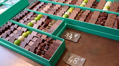 Our Guide to Paris Chocolate & Candy Shops