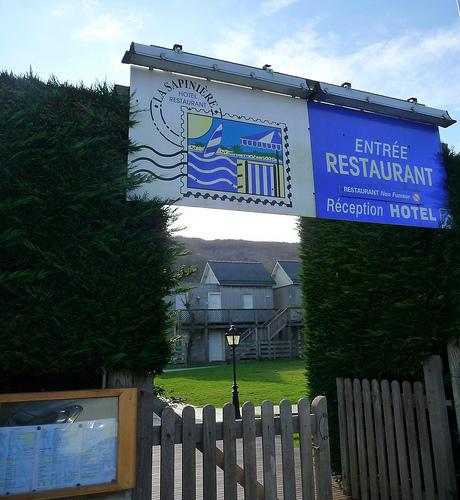 Restaurant La Sapiniere