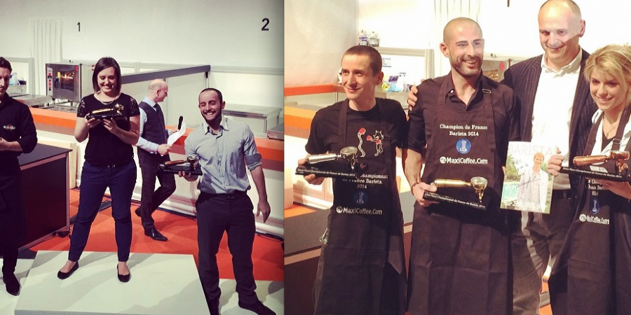French coffee championships