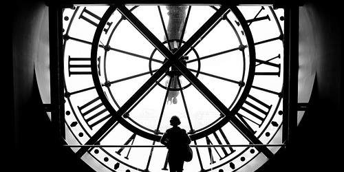 Musee d'Orsay in Paris Orsay Museum