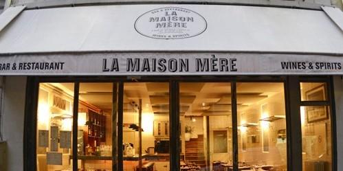 La Maison Mere restaurant in Paris | parisbymouth.com