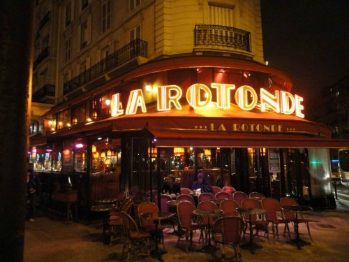La Rotonde Paris By Mouth