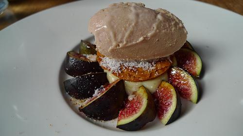 Figs in Paris restaurants   parisbymouth.com