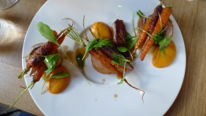 Carrots in Paris restaurants | parisbymouth.com