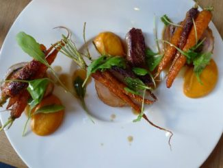 Carrots in Paris restaurants | parisbymouth.com