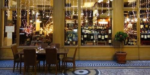 Legrand et Fils wine bar in Paris | parisbymouth.com