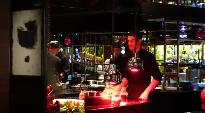L'Atelier Etoile de Joel Robuchon in Paris | Paris By Mouth