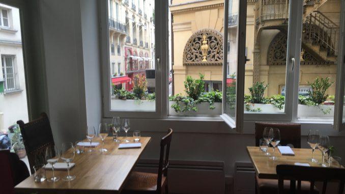 Verjus restaurant in Paris | parisbymouth.com
