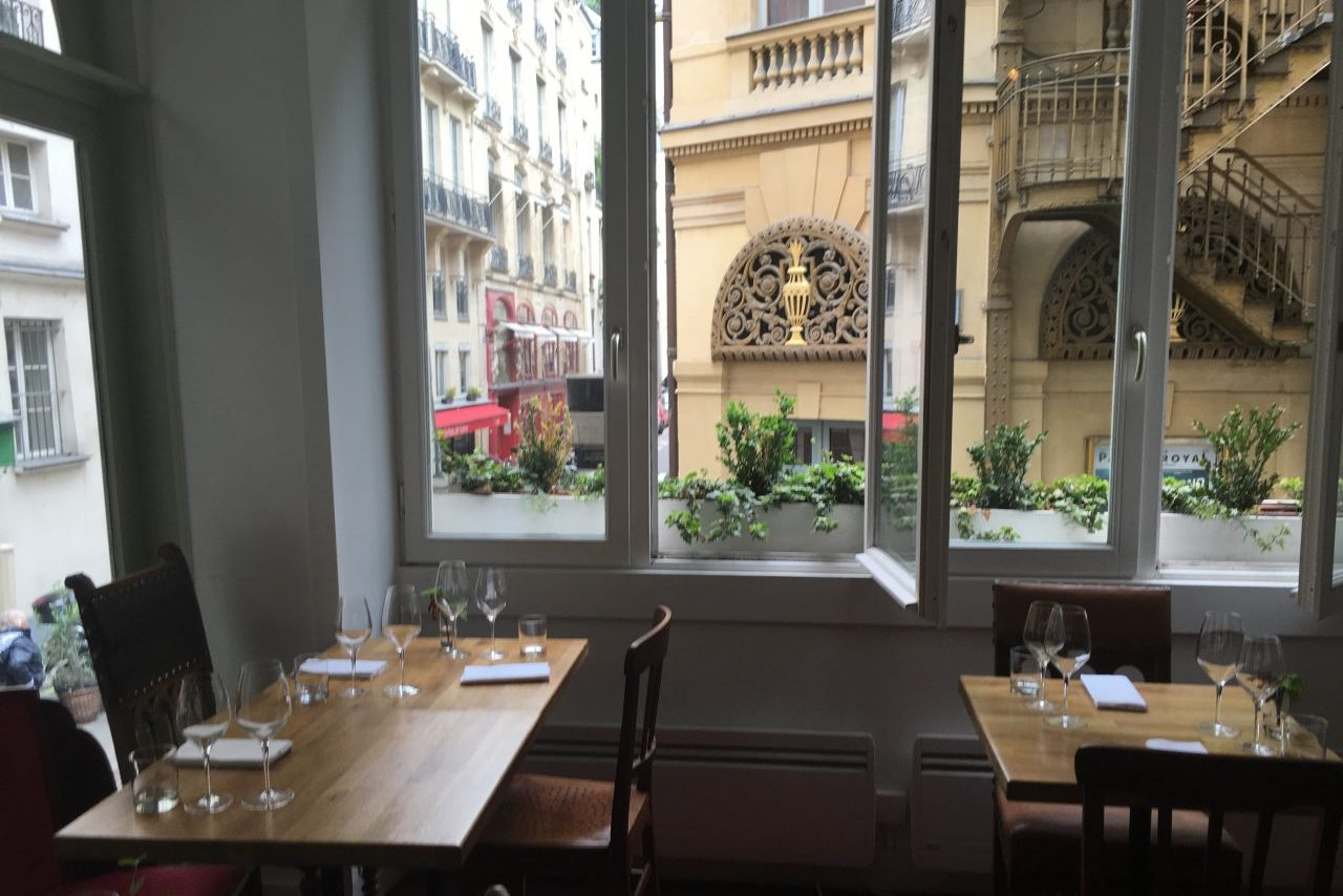 Verjus restaurant in Paris | parisbymouth.com