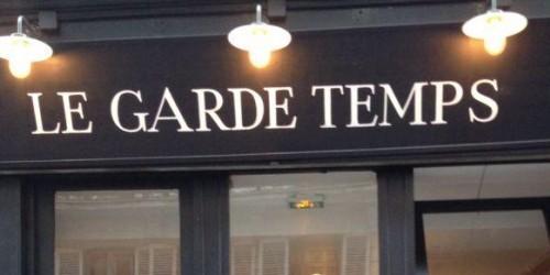 Le Garde Temps restaurant in Paris | parisbymouth.com