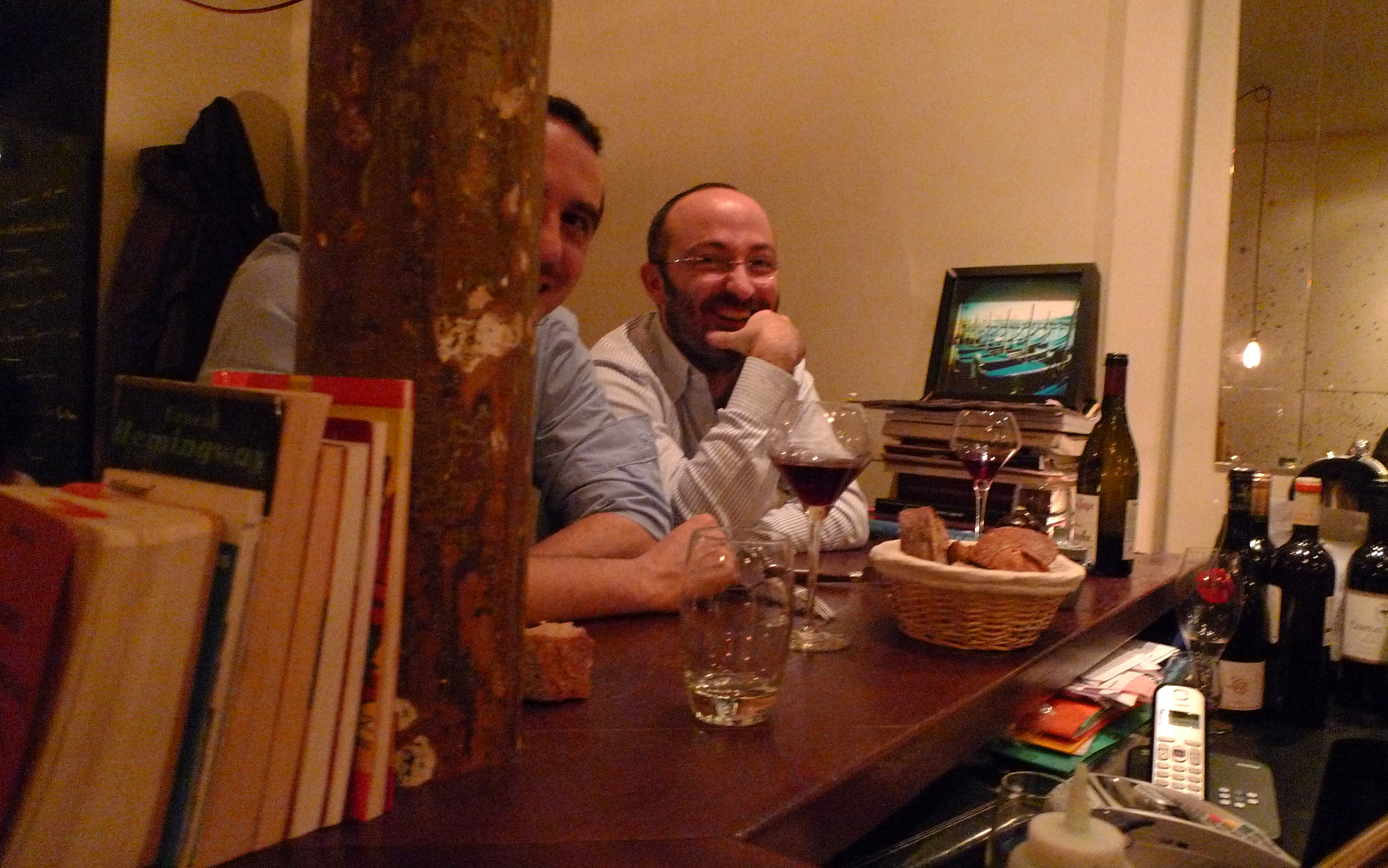L'Office restaurant in Paris
