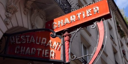 chartier restaurant in paris | parisbymouth.com