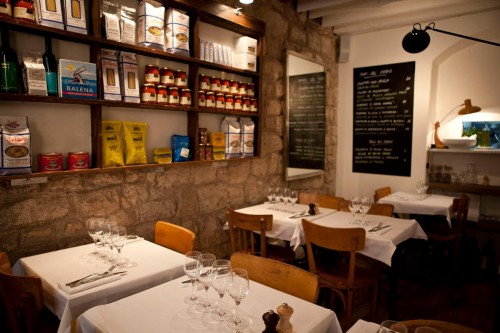 L'Alimentari Restaurant in Paris | Paris By Mouth
