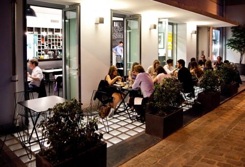 Le Bal Café Restaurant in Paris | Paris By Mouth