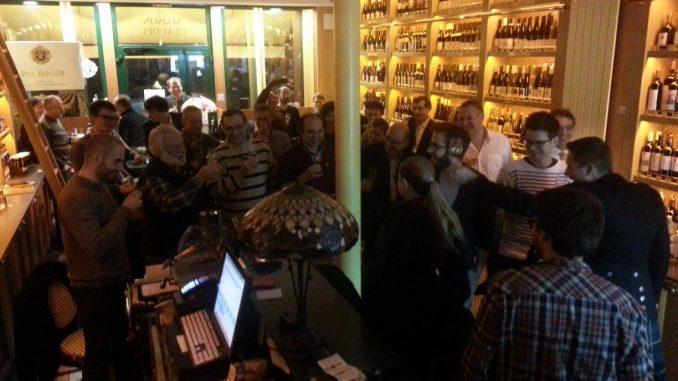 Maison Claudel Vin et Whisky in Paris