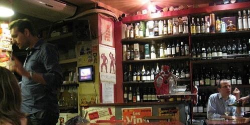 Le Verre Vole restaurant in Paris | parisbymouth.com