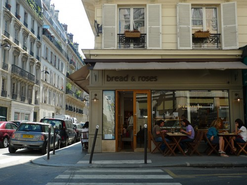 Bread & Roses Bakery in Paris | Paris By Mouth