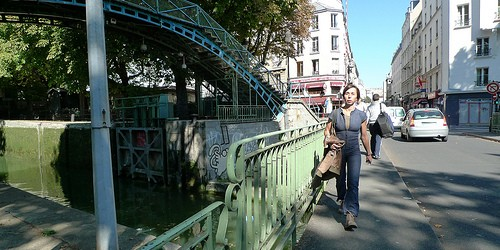 Canal Saint-Martin Paris 75010