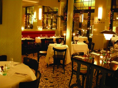 La Gazzetta Restaurant in Paris | Paris By Mouth