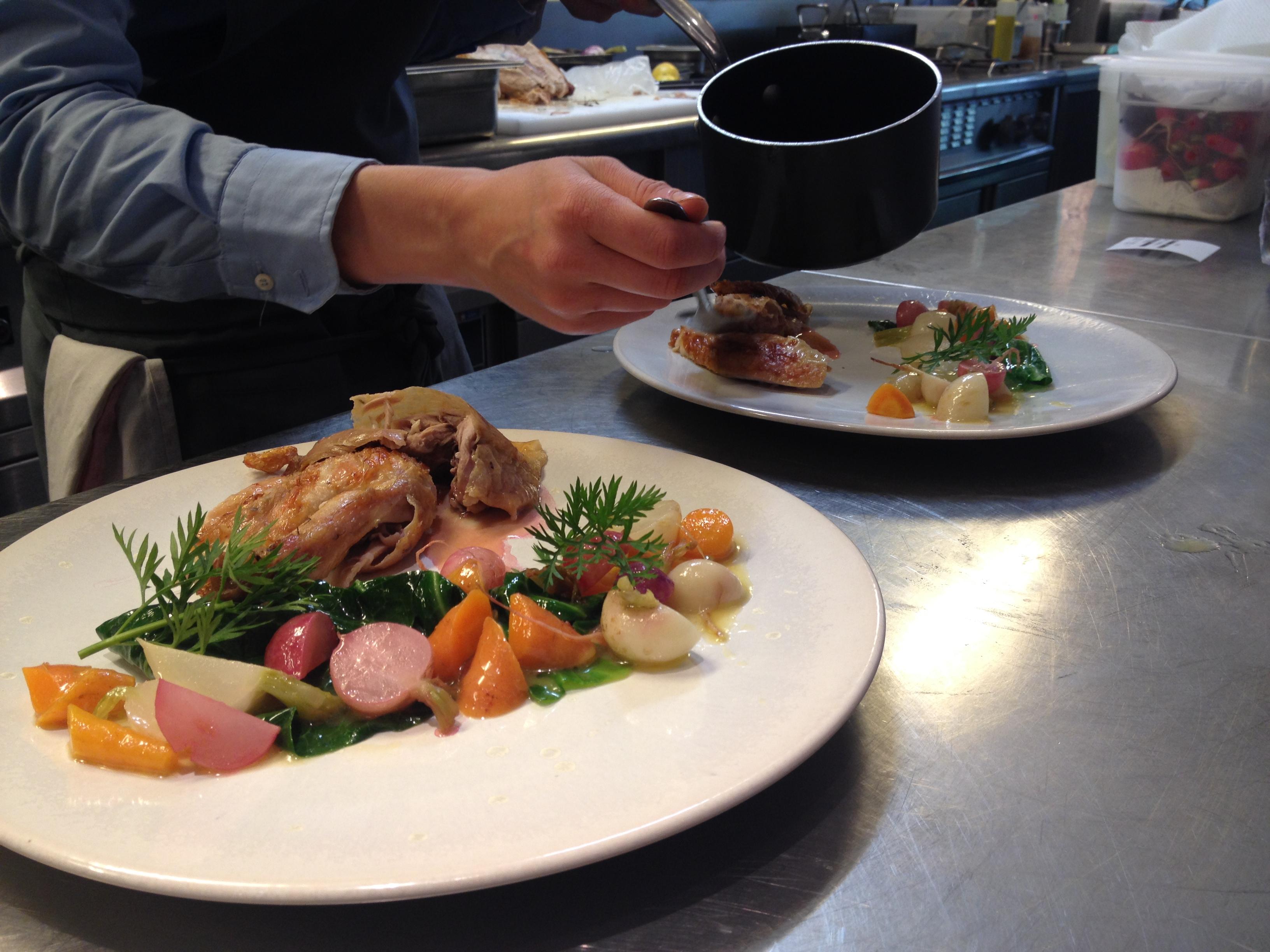 Table restaurant Paris