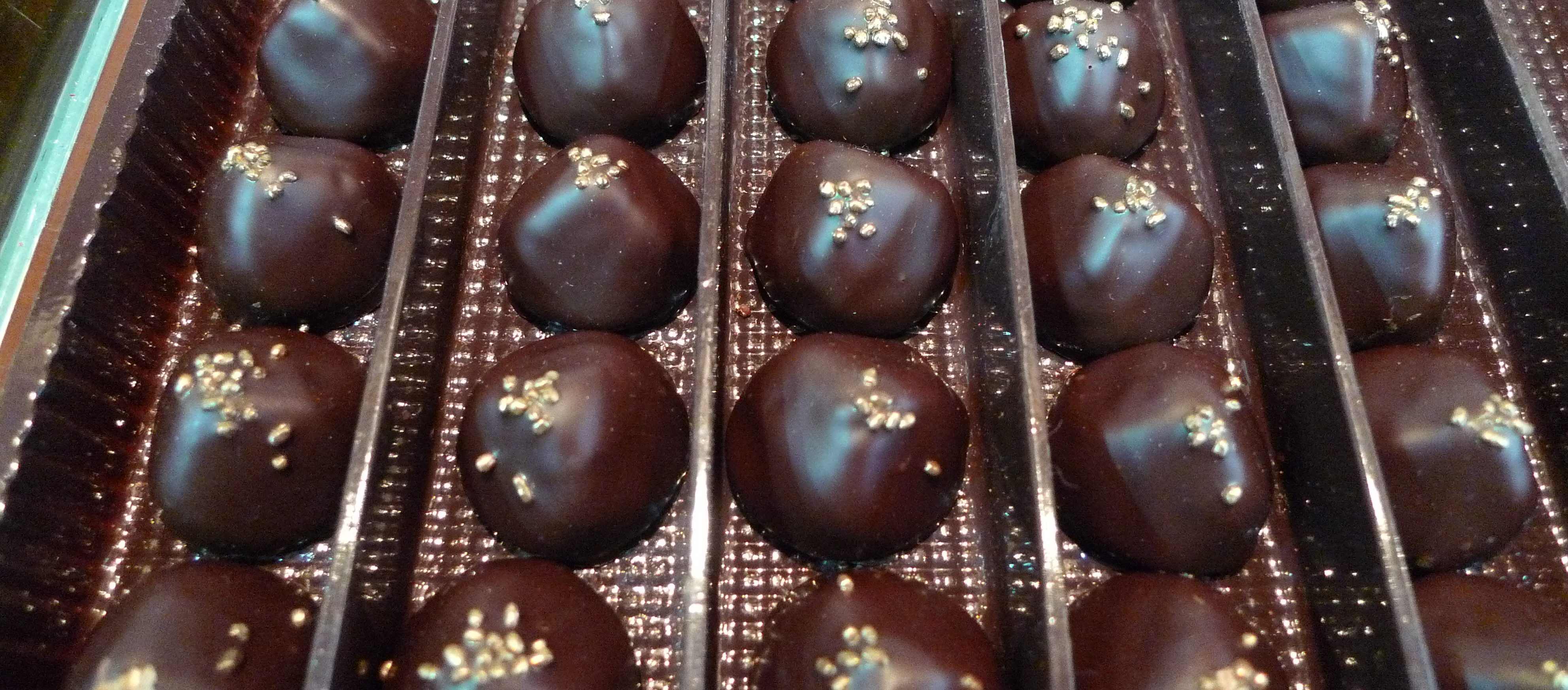 Best Chocolate in Paris from Patrice Chapon