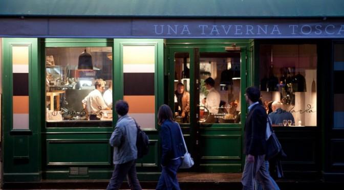 Sassotondo restaurant in Paris | parisbymouth.com