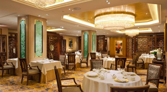 Shang Palace Cantonese restaurant in Paris | parisbymouth.com