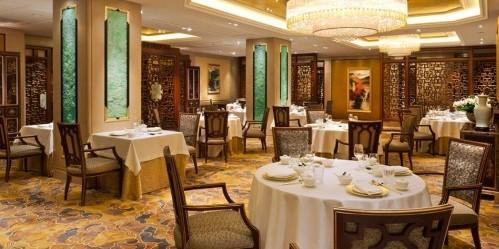 Shang Palace Cantonese restaurant in Paris | parisbymouth.com