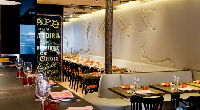 Cafe des Abbatoirs restaurant in Paris | Paris by Mouth
